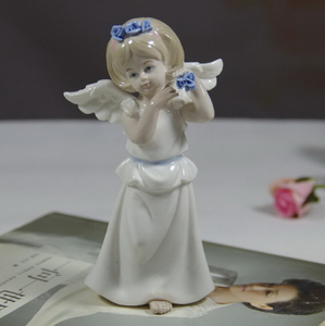 Ceramic Figurines Angel of Grace