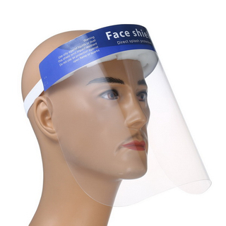 New Design Face Protection Transparent Face Shield