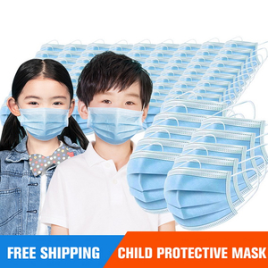 Factory Price Non-woven Children Disposable Earloop Face Mask