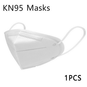 CE Certificate KN95 Masks Folding Dust Virus Personal Protection 95% Filtration Mask