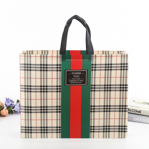 Wholesale China manufacturer supplier recyclable customized tote shopping non-woven bag