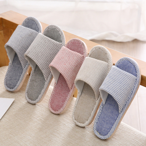 New Design Fashion Memory Foam House Slippers Indoor Slipper