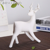 White deer tableware ceramic high quality european style