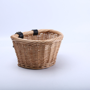 Storage Carry Food Plastic Rattan Basket