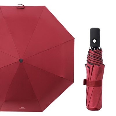 Fashion Full Printing Fold Umbrella 21 Inch Custom Travel Automatic Folding Umbrella