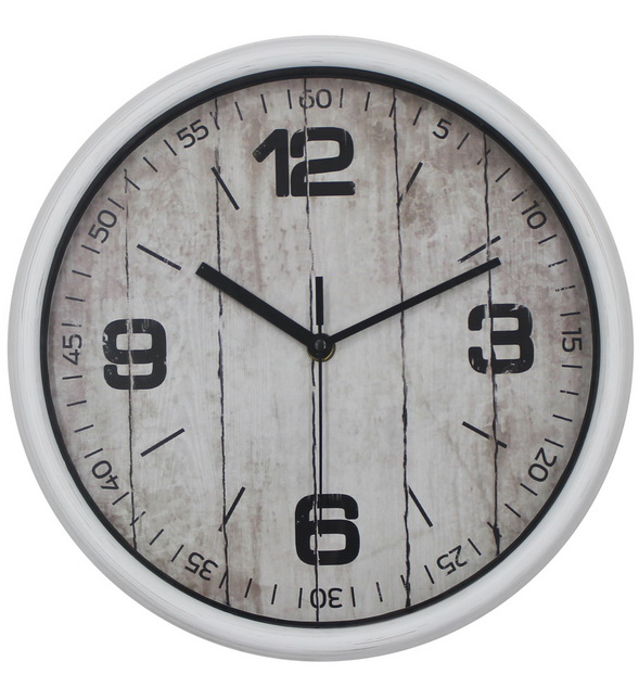 Home Decorative Wooden Style Jordan Wall Clock