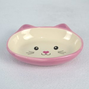 Large Capacity Safety Cat Ceramic Pet Food Bowl