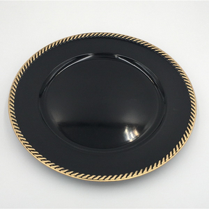 Melamine Matte Black Tableware for Japanese Restaurants Hard Plastic Dining Set Plate Dishes