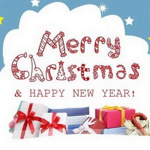 Merry Christmas and Happy New Year to All Our Customer!