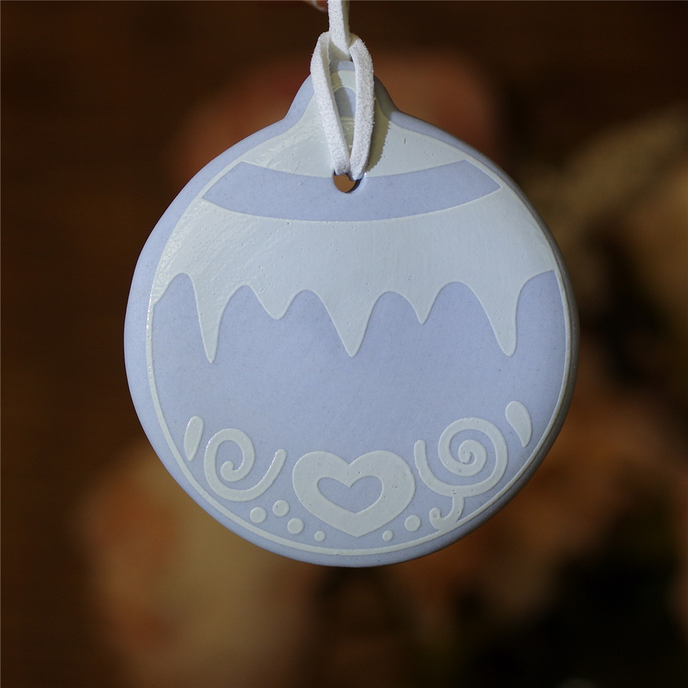Nice Christmas Ceramic Hangings for Decorations