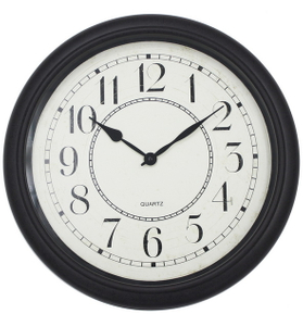 Gear Design Plastic Mosque Prayer Time Wall Clock