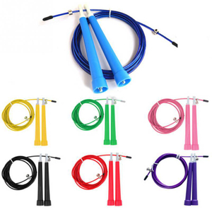 3 Meters METAL BEARING!! skipping rope / Speed Cable Jump Ro