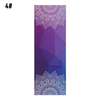 Thick Non-Slip Pilates Workout Exercise Gym Home Yoga Mat Towel Sit-Ups Camping Picnic Mats 183*68cm