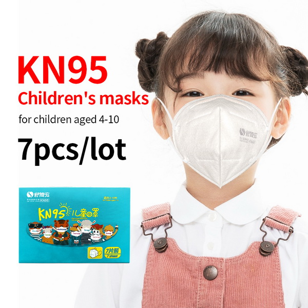 Kid Pollution Dust Children's Mask Pm 2.5 Children N95 Face Mask for Kids