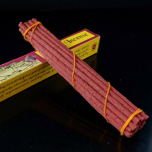 Potala Tibetan Incense Stick 5.9 Inch Handmade From Highly Flavoured Medicinal Herbs Tibet Traditional Room Fragrance