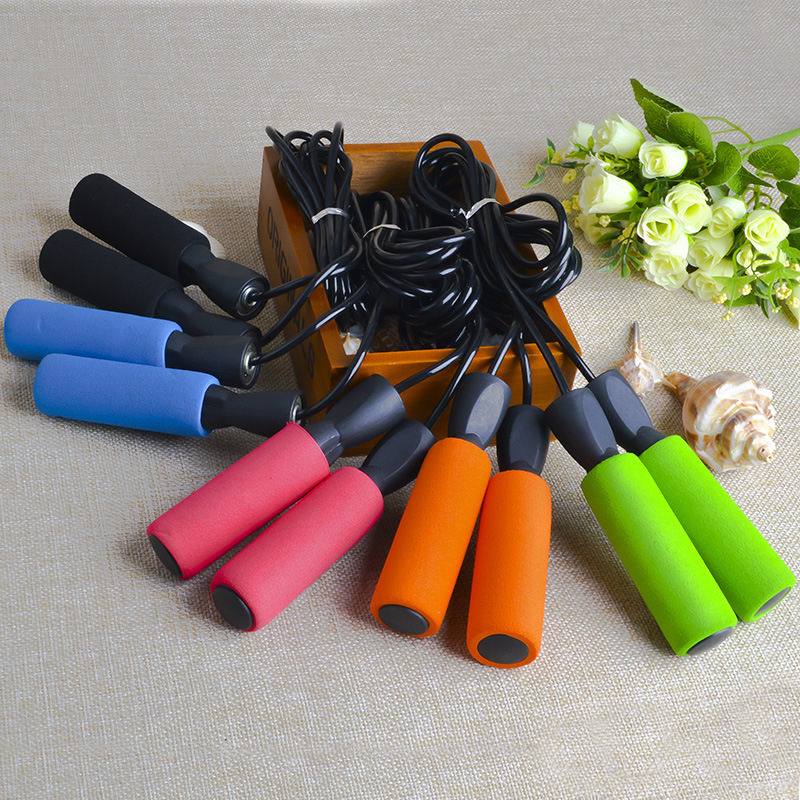 Jump rope sponge handle light student examinationJump rope sponge handle light student examination