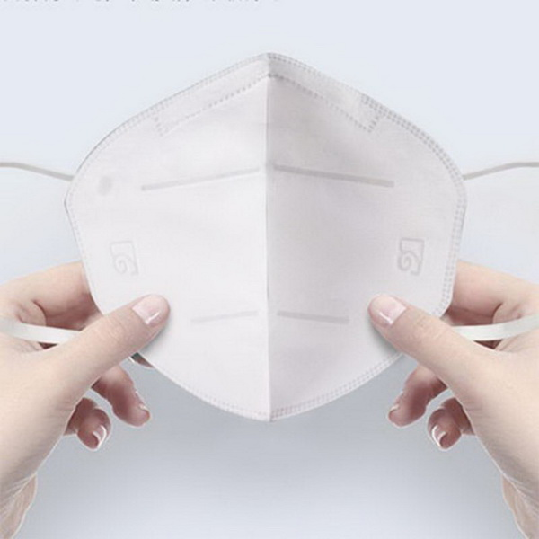 CE FDA Certification in Stock Disposable 4ply 5 Ply Mask FFP2 KN95 Mask