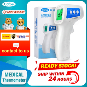 Wholesale Non Contact Non Touch Digital Forehead Thermometer