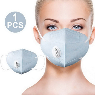 PM2.5 N95 Protective Respirator/mask with Valve
