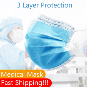 Perfect Disposable Medical Dust Mouth Surgical Face Mask