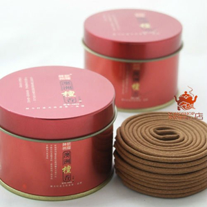 100% Natural Australia Sandalwood Incense Coil,5cm 20 Pcs1h.Quality Incense.Home Scent.Natural Woody Aroma,best Quality Assured.