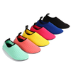 Custom Unisex Water Shoes Anti-slip Yoga Walking Diving Creek River Shoes