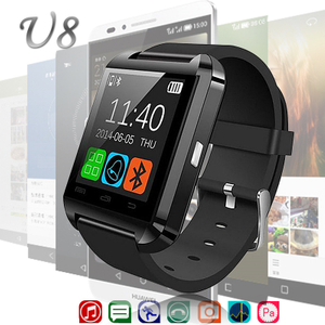 New Fahion Sport U8 Smart Watch Electronic Intelligent Clock Pedometer For Women Men