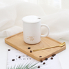 Custom Black Coffee Mug with Spoon Gift Box Ceramics Mug
