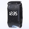Creative Trend LED Digital Watch Mens Women Waterproof Strap Paper Sport Student Digital Watch