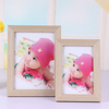 Home Decorative Ps Wood Photo Picture Frame Customized