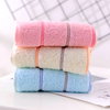 Soft cleaning makeup remover face towel