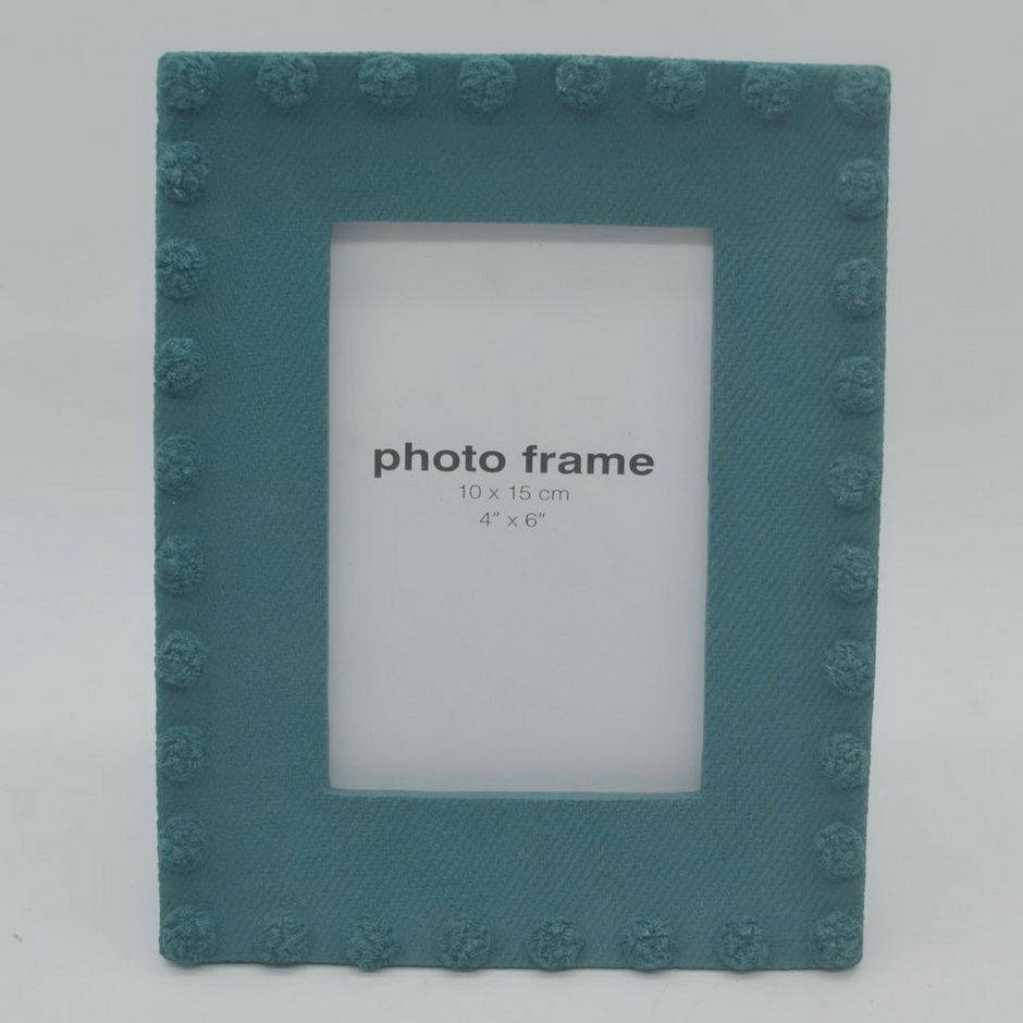 New Classical Happy Wedding Resin Photo Frame