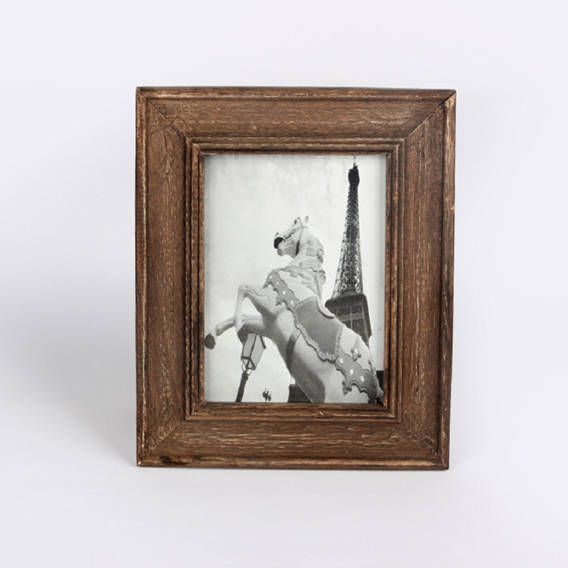 Cheap Custom Style Wooden Picture Photo Frame In Bulk