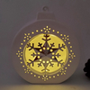 Ceramic LED Night Light for Decoration