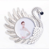 European Zinc Alloy Carriage Shaped Hollow Vintage Metal Photo Frame