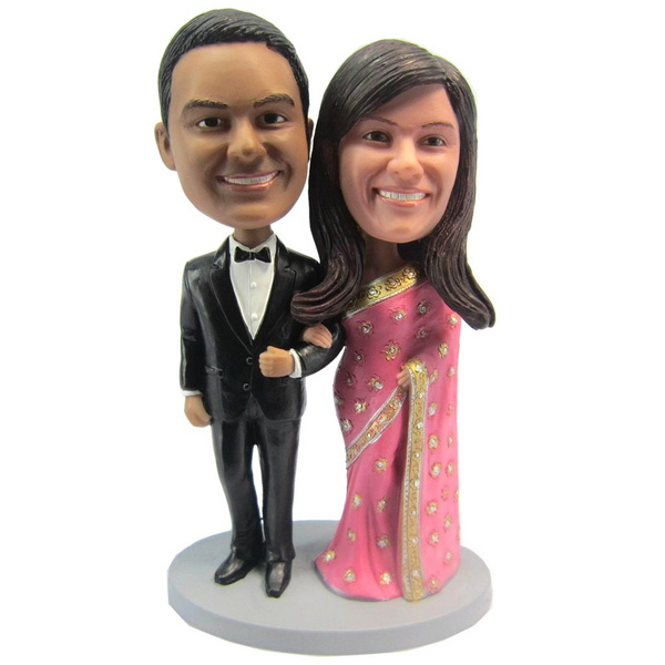 Best Selling Personalized Handmade Resin Bobble Head Figurine