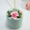 Brand New Aroma Ceramic Flower Diffuser with High Quality