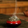 Coil Brass Portable Incense Burner